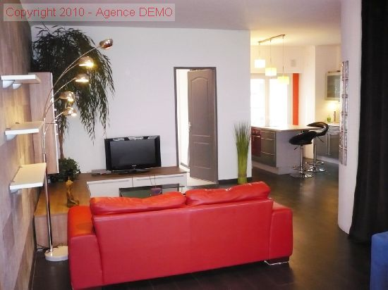 location villa NIMES 1 pieces, 25m